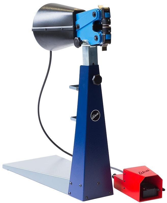 Ruční tvářeč HF 100 s pohonem