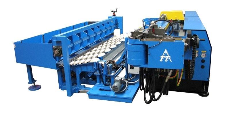 CNC ohýbačka TUBOTRON 35 MR