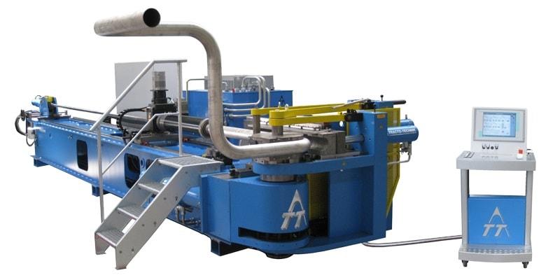 CNC ohýbačka TUBOTRON 140