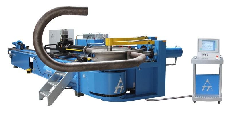 CNC ohýbačka TUBOTRON 170