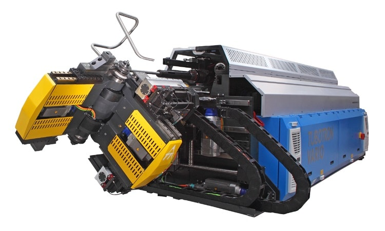 CNC ohýbačka TUBOTRON VARIO 40RL